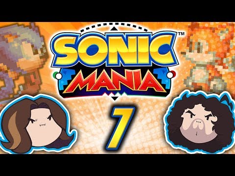 Sonic Mania: Celebrity Crushes - PART 7 - Game Grumps |