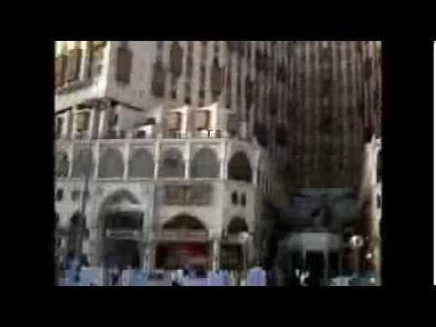 Walking around Masjid Al Haram Looking For Zam Zam Water Travel Video