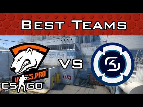 The Best Compete! SK vs VP on Nuke