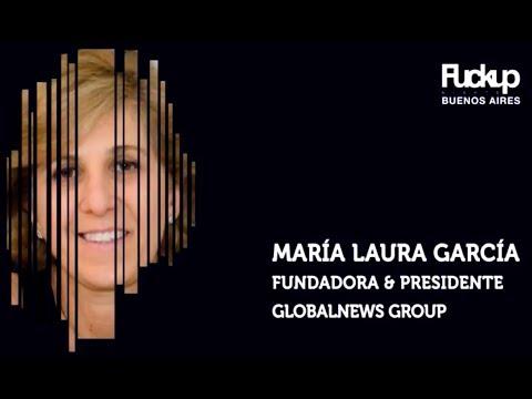 Fuckup Nights Buenos Aires Vol. X - María Laura García