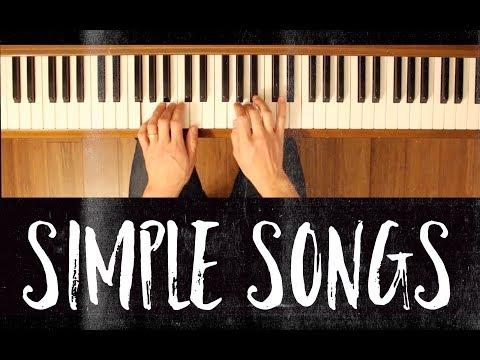 Tomorrow {Annie} (Simple Songs) [Easy Piano Tutorial]