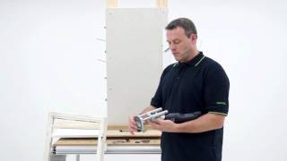 Festool TV Folge 47: Der Oszillierer VECTURO OS 400 - Erste Schritte
