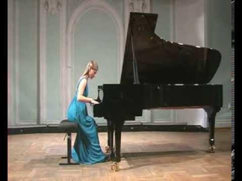 Varvara Tarasova(piano)