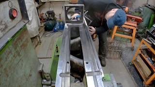 Аматорський ремонт токарного 1іС611В  ч 3