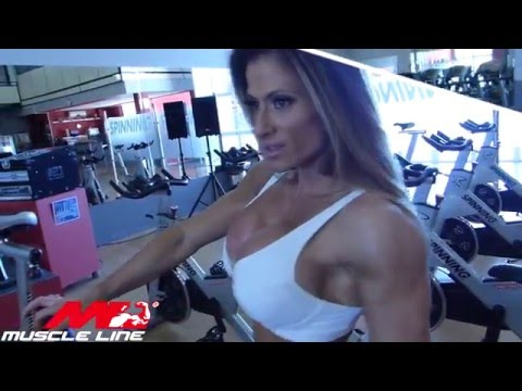 Motivation by Maria Garcia IFBB Pro 2015 - MuscleLine Nutrition