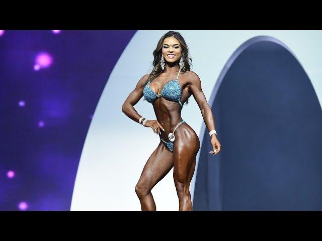 2019 Ms.Bikini Olympia Elisa Pecini.