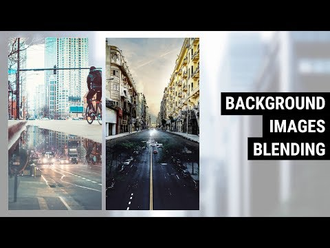 Gimp Tutorial : Double Exposure on Background Images thumbnail