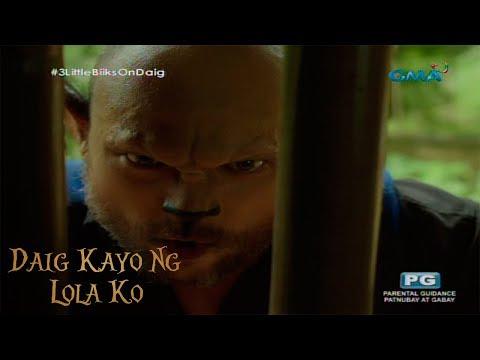 Daig Kayo ng Lola Ko: The hungry Big Bad Wolf