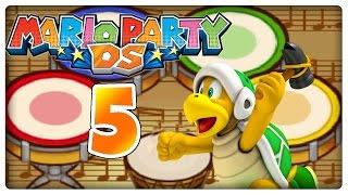 Let's Play MARIO PARTY DS Part 5: Trommel-Bruder