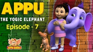 Episode 7: Dare To Believe (Appu - The Yogic Elephant)