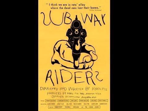 Subway Riders (A. Poe 1981) * * * NYC NO WAVE * * *