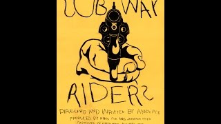 Subway Riders (A. Poe 1981) * * * NYC NO WAVE * * *