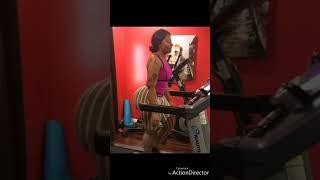 Cherokee Dass Lower Body Treadmill Workout.