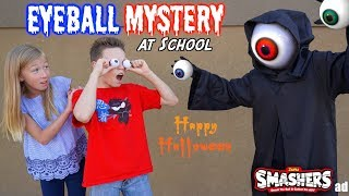 Eyeball MYSTERY at School! Ninja Kidz TV