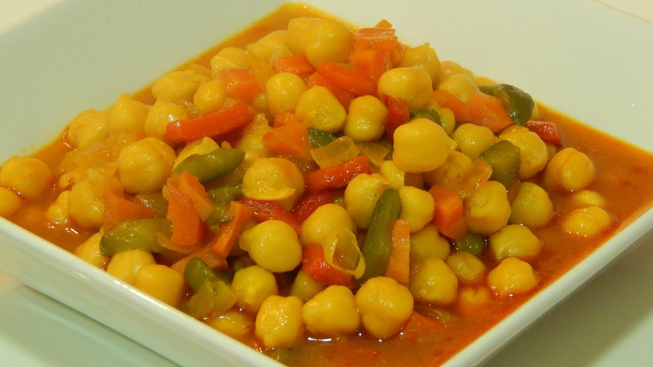 garbanzos faciles