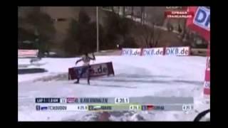 Бьорндален - король Пхёнчханга! (Пхёнчханг 2009). Bjoerndalen...