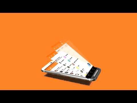 #AllNewNimbuzz - Android User Interface