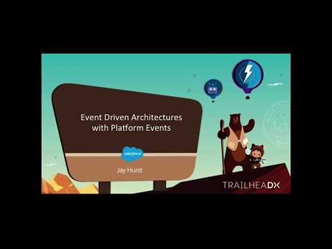 Event Driven Architectures with Platform Events