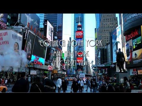 Conheça Nova York (Meet New York) NYC Street View
