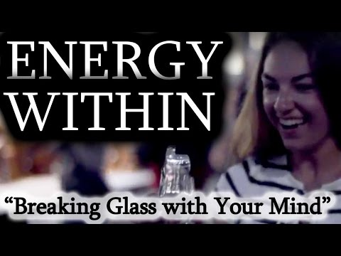 #MagicOnMaui - Energy Within, Breaking Glass with Your Mind! | @SethGrabel