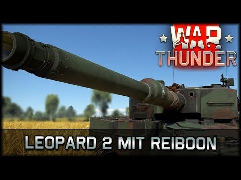 Leopard 2 mit