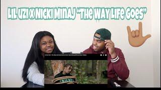 Lil Uzi Vert - The Way Life Goes Remix (Feat. Nicki Minaj) - REACTION!!!