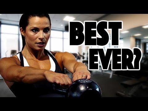 The Kettlebell Swing Single Best Exercise EVER?