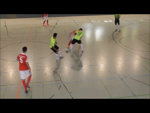 POKALSPIEL | FSP Turbo Minden - TG Neuss 2. Halbzeit
