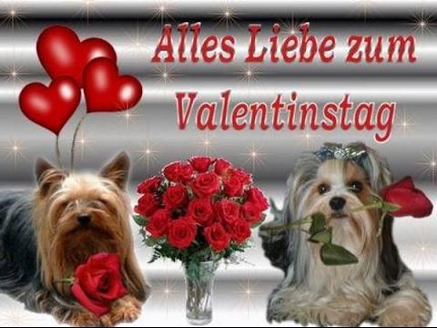 Ich wunsche dir einen schonen valentinstag