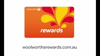 Woolworths Rewards - How it Works #2 | Woolworths