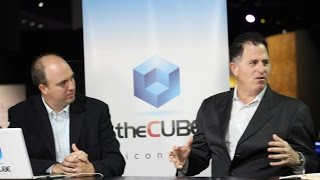 Michael Dell - Dell World 2014 - theCUBE