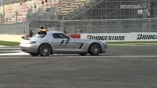 Safety Car Late Pass fail