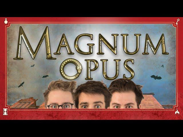 Magnum Opus - Nos Parties Intimes