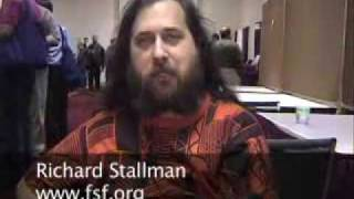 Internet and Web Pioneers: Richard Stallman