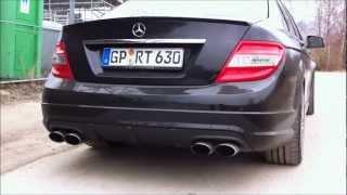Mercedes C63 AMG Sound
