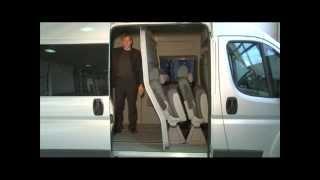 Universal Transformer 4in1 Грузопассажирский микроавтобус 8+1 мест. Трансформация в грузовой фургон!(, 2013-10-04T09:25:34.000Z)