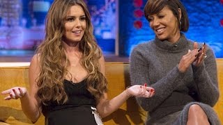 Cheryl & Mel - Jonathan Ross Show - Interview - 18 October 2014