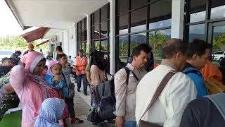 Penumpang di Bandara Gusti Syamsir Alam Minta Tambah Jumlah Penerbangan