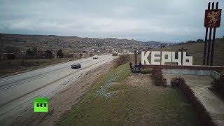 Зимний Крым: Керчь
