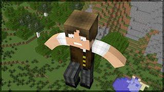 Minecraft: COMO É JOGAR MINECRAFT COMO UM GIGANTE? (INCRÍVEL!)