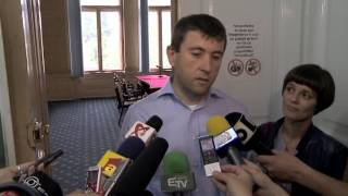 Borboly Csaba, cercetat in libertate