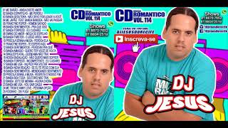 Cover images CD COMPLETO - DJ JESUS - DO RECIFE - BREGA ROMÂNTICO NOVO - VOL .114