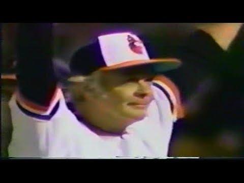 1979 ALCS game 1 California Angels at Baltimore Orioles  PART 1 Jim Palmer vs Nolan Ryan