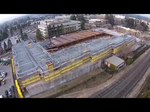 Norcal Projects Update - Park Plaza Apts. & Main St. Cupertino Parking Structure