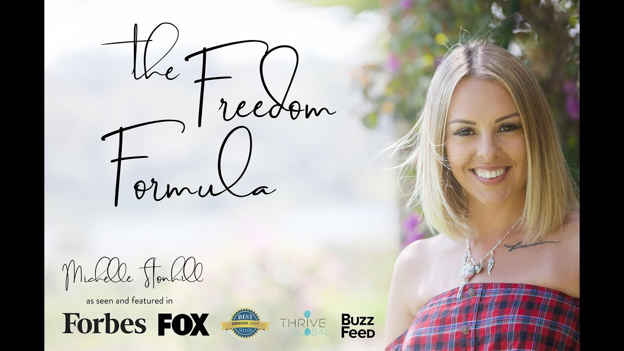 The Freedom Formula - Michelle Stonhill