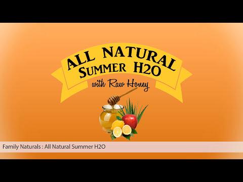 Family Naturals : All Natural Summer H2O