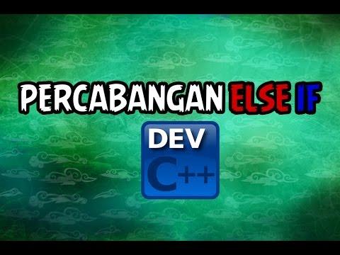 Cara Membuat Program If Else C++