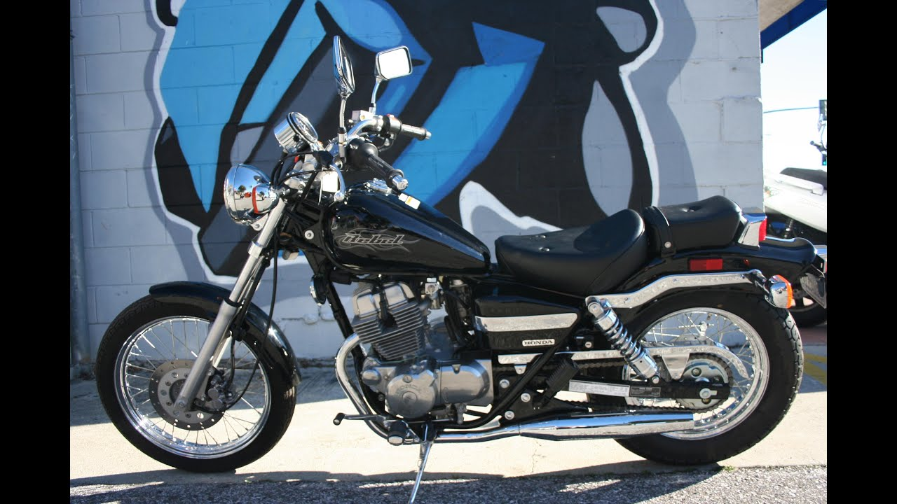 2007 honda rebel 250 motorcycle for sale only 745 miles. Black Bedroom Furniture Sets. Home Design Ideas
