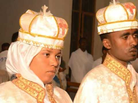 Ethiopian Orthodox Tewahido Wedding Ceremony Dn Estifanos With Hawi