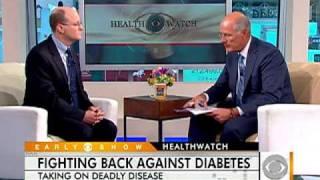 Diabetes Prevalence Rising